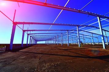 imagen de Construcción de Invernaderos, Silos, alamacenes, cerramientos en Aragón